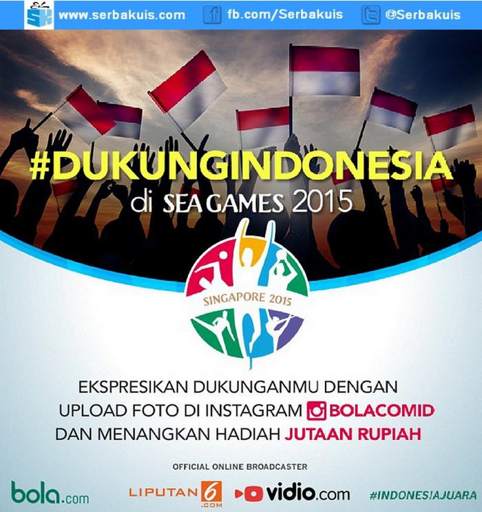 Kontes Foto Dukung Indonesia Berhadiah Voucher MAP Total 2 Juta