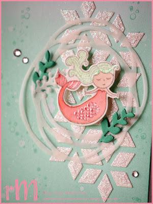 """Stampin' Up! rosa Mädchen Kulmbach: Mitmach Blog Hop """"Ein Stempelset & viele Ideen"""" - Zauberhafter Tag"""