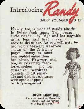 Fab-Lu Randy Doll