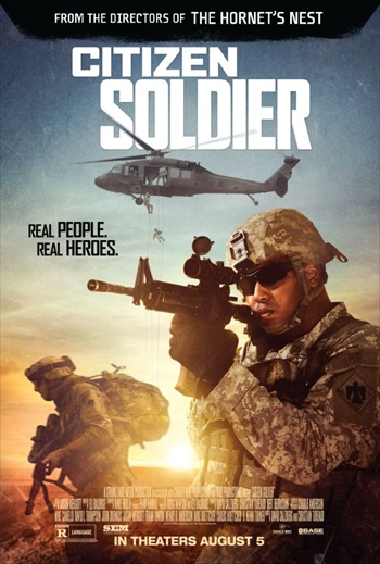 Citizen Soldier 2016 English 720p BRRip 850MB