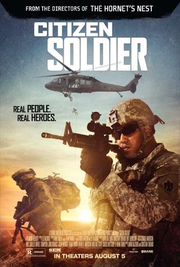 Citizen Soldier 2016 English Bluray Download