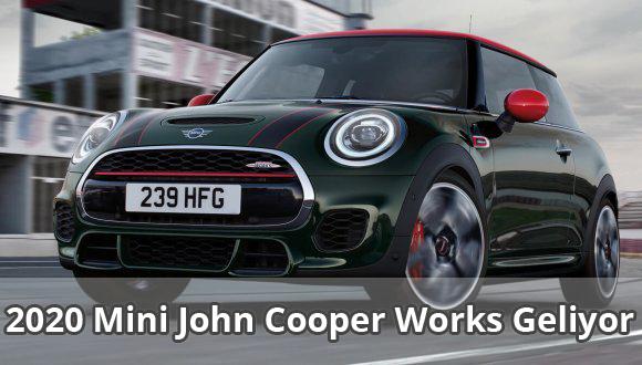2020 Mini John Cooper Works