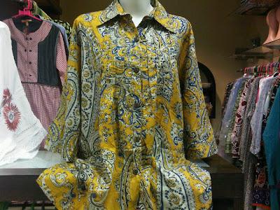 Koleksi Desain Baju Kemeja Wanita Big Size Terbaru