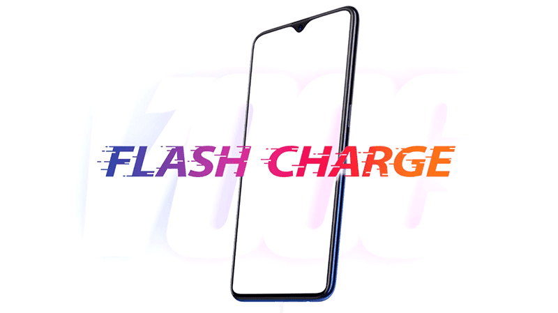 VOOC flash charge tech