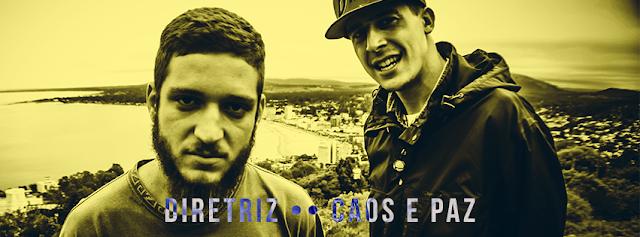 Diretriz lança clipe de 'Caos e Paz' com imagens de turnê no Uruguai