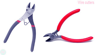 wire cutters, wire cutters tool