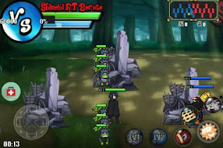 Download Narsen Ultimate Shinobi Flame 3 by Fahmi Apk