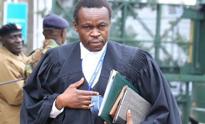 Lawyer PLO Lumumba. PHOTO courtesy [Beverlyne Musili, Standard]