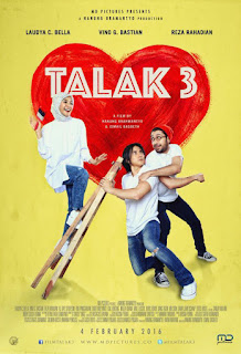 Download Film Talak 3 (2016) Gratis