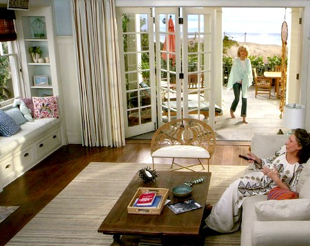 Grace And Frankie Beach House Decor Shop The Look