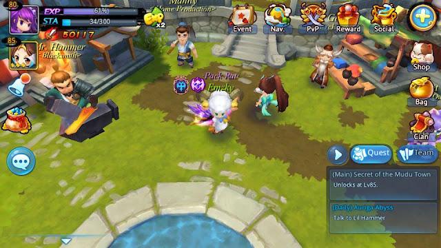 Tải game Thiên Hạ cho máy tính