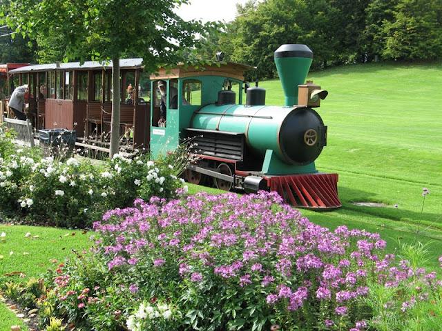 Detalhes do Parque Britzer
