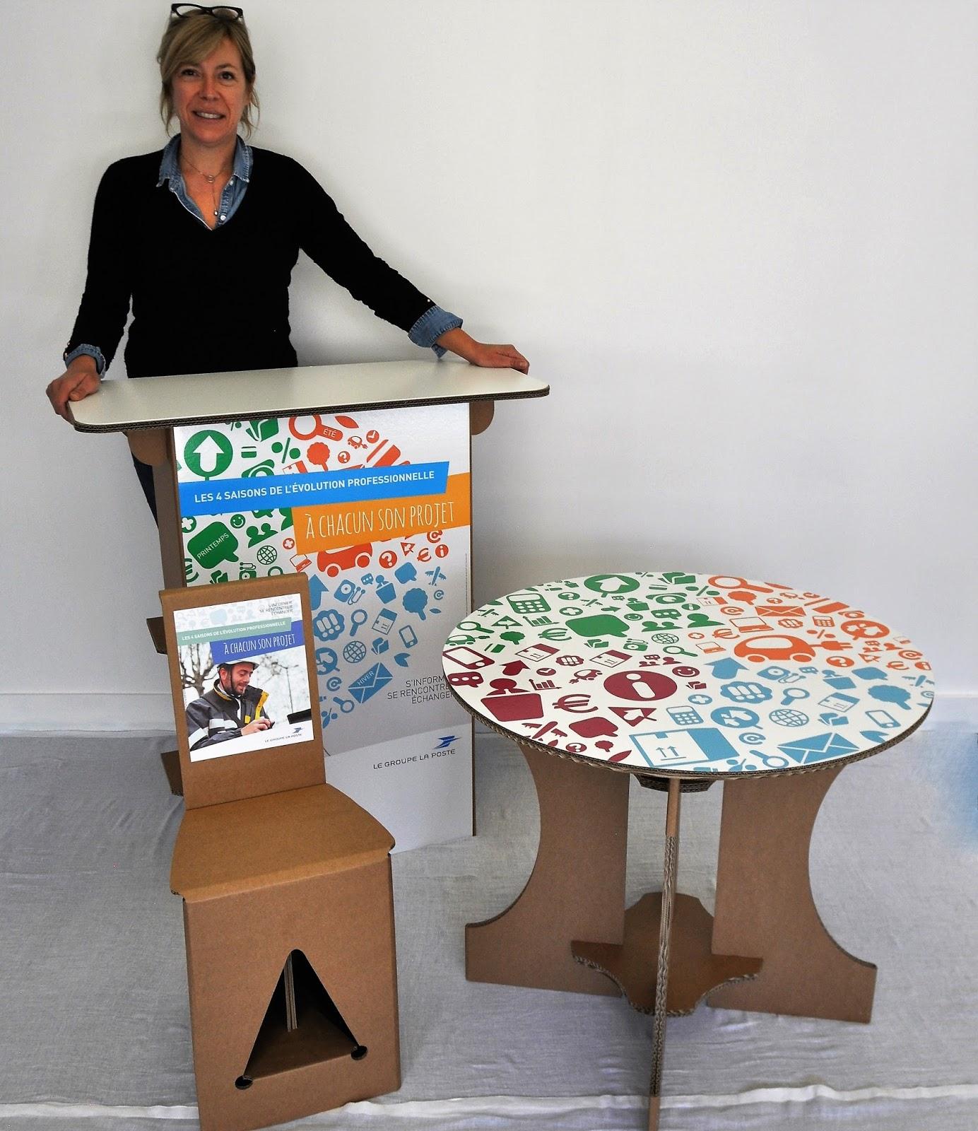 carton kit cr ations objets et meubles 100 carton personnalisation kit carton pour la poste. Black Bedroom Furniture Sets. Home Design Ideas