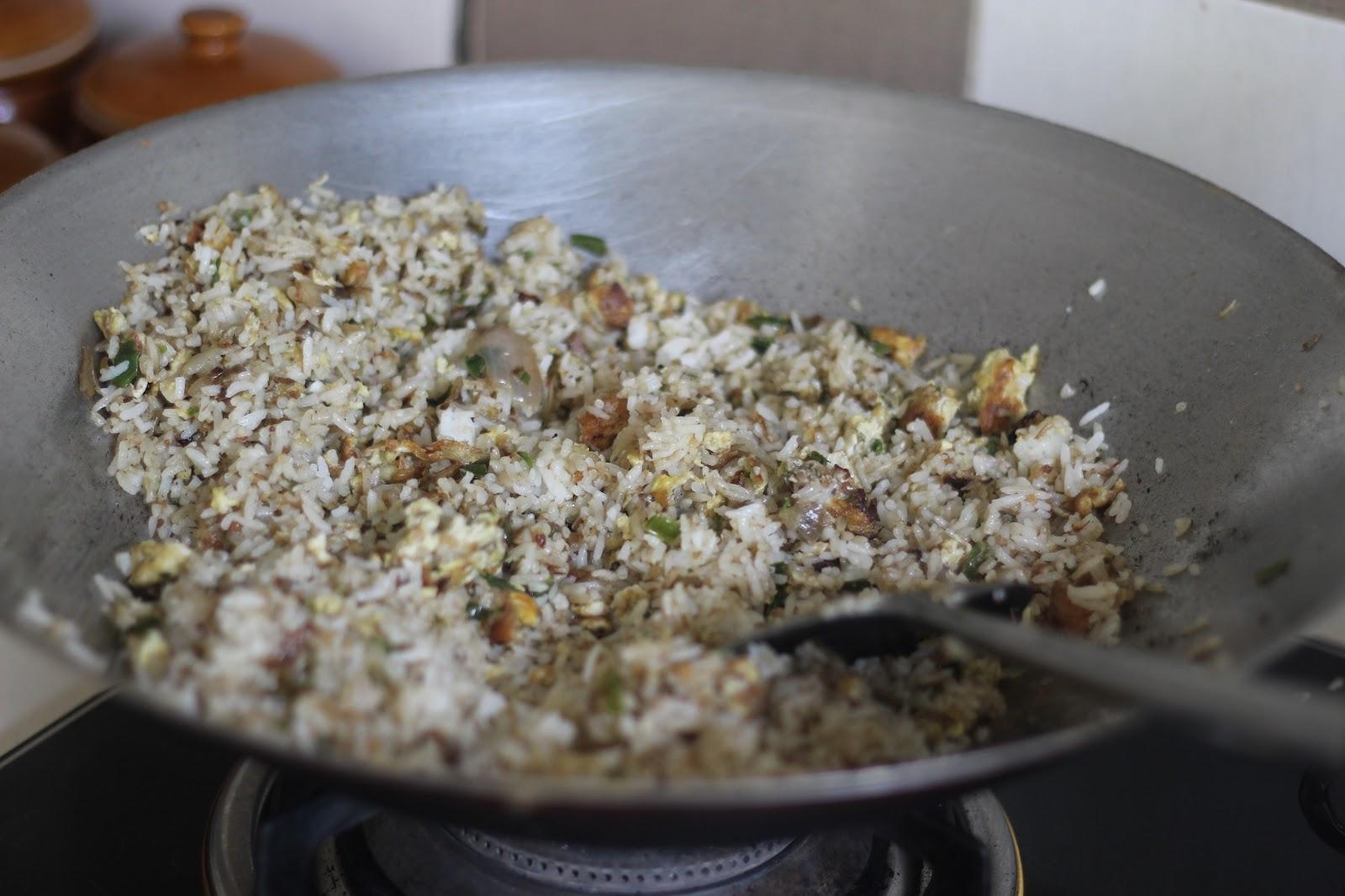 MODEL 80-AN: Resepi Nasi Goreng Kampung Cili Padi
