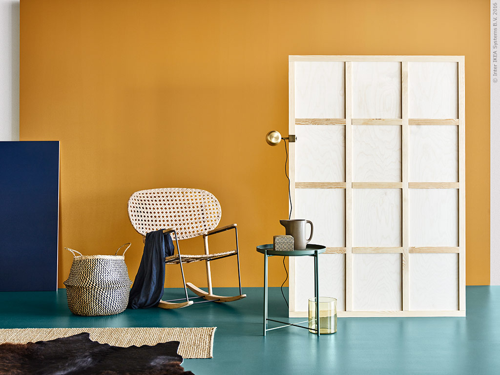 Ikea sgabello e corda: impronte digitali ikea stampate che