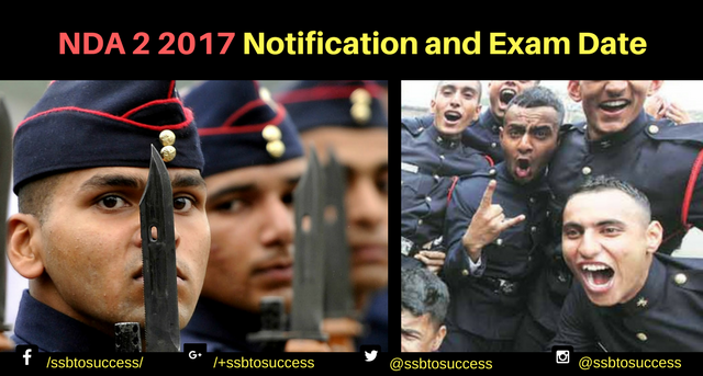 NDA 2 2017 Notification and Exam Date