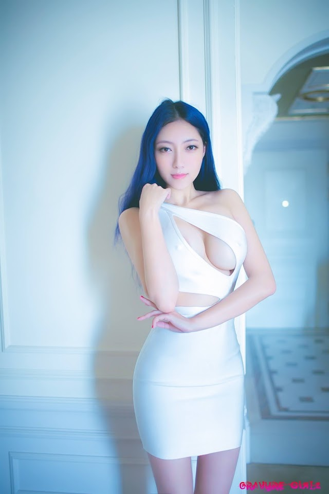 TuiGirl No.48 - Song Guo Er 松果儿cc Busty Angelic Model