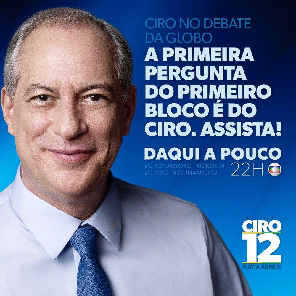 Globo faz debate com sete presidenciáveis b397e91e0538f