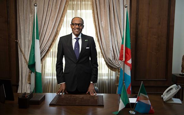 Presiden Nigeria Muhammadu Buhari