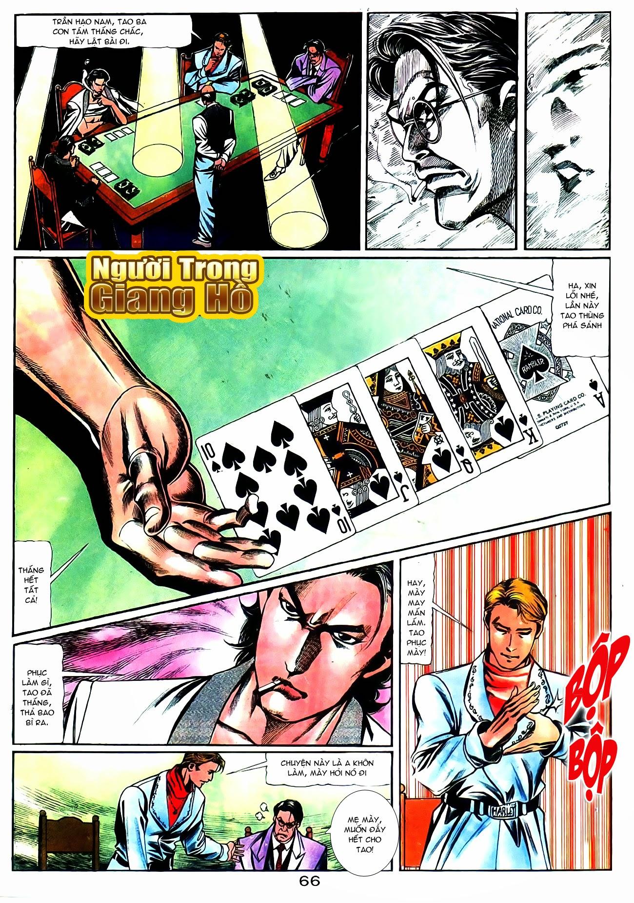 Người Trong Giang Hồ chapter 101: vô địch100% trang 20