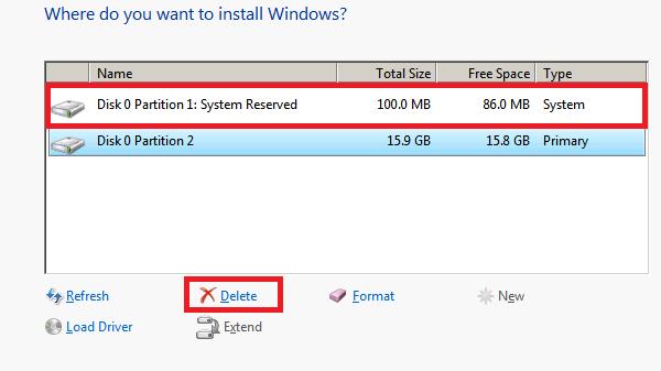Cara Atasi Masalah Pesan Kode Error 0x80070057 Ketika Menginstal Windows