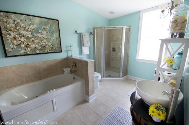 Huge bathroom renovation