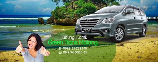 Rental Mobil Malang GREEN TRANS MALANG