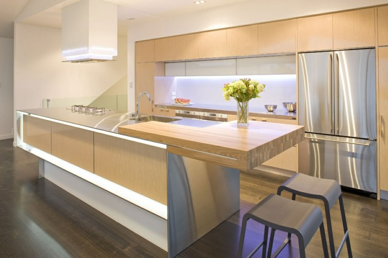 Modern Kitchen Remodel Pictures With Oak Cabinets Ideas 8