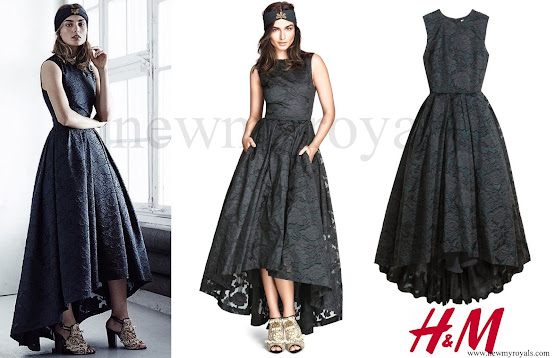 Crown Princess Mary H&M Dress - H&M Conscious Collection