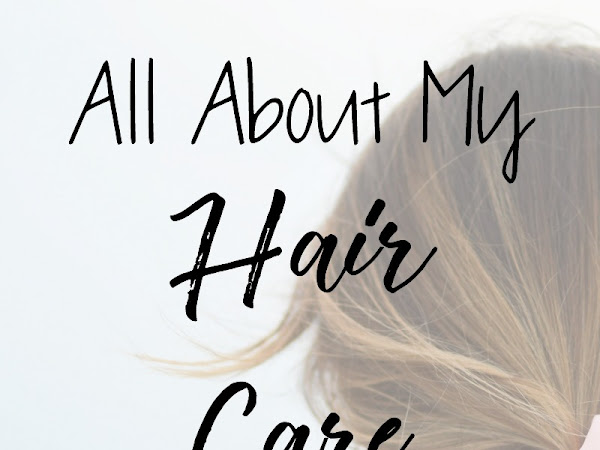 My Haircare Routine, Products, and Tools
