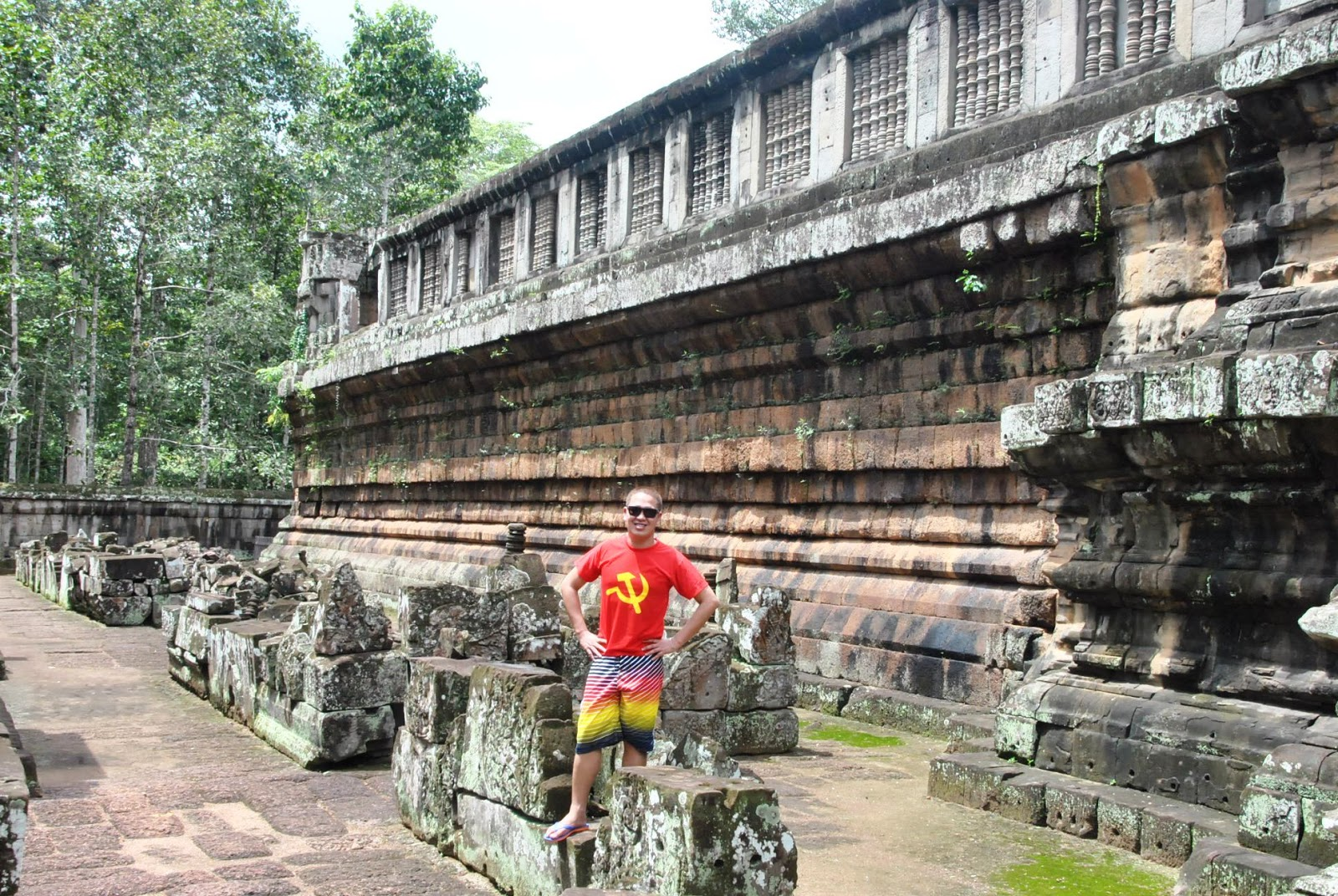 Been There  Done That : Temple Run Series : Ta Keo and Ta Prohm