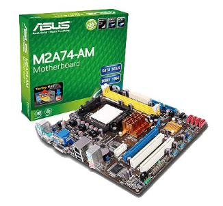 ASUS M2A74-AM Motherboard Drivers Download