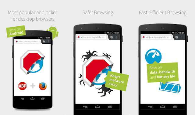 Cara Install dan Konfigurasi Adblock ABP Android