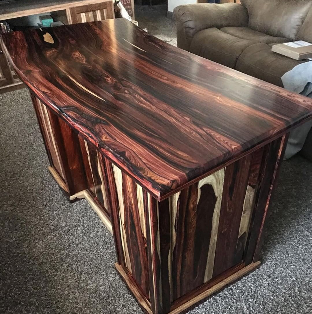Tropical Exotic Hardwoods Check Out This Gorgeous