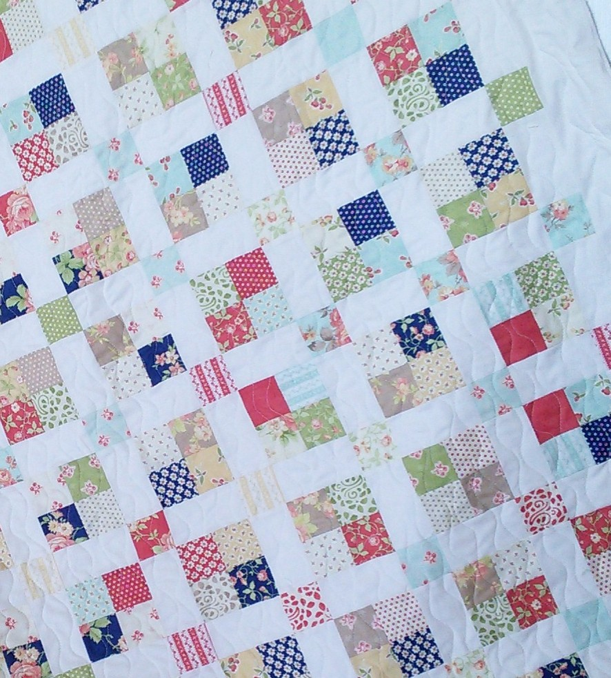 Sew Stormy Jelly Roll Quilting