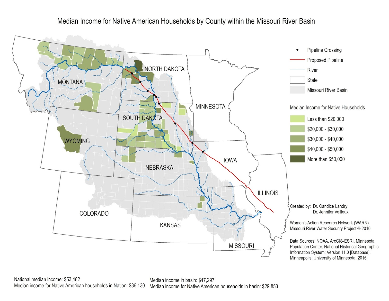 the way of water in e maps of the native americans living in