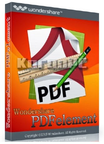Wondershare PDFelement 4.0.0.3 + Crack