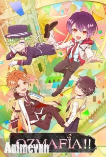 Ozmafia!! - Anime 2016 Poster