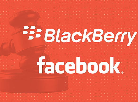 BlackBerry sues Facebook, WhatsApp and Instagram for infringing on its messaging patents