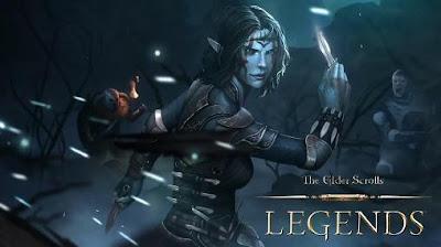 The Elder Scrolls: Legends Apk + OBB For Android Download