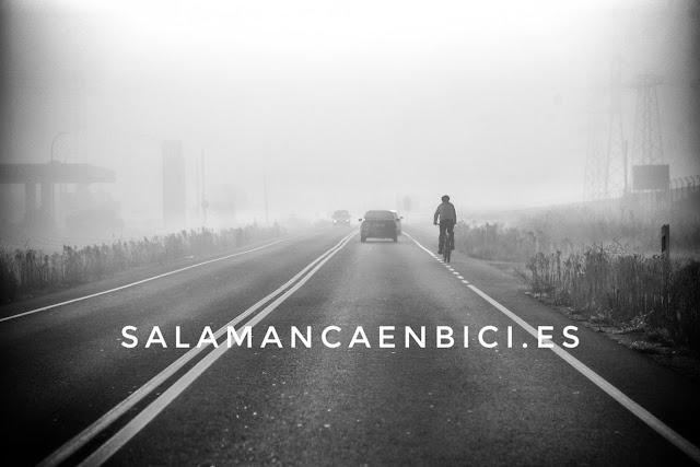 salamanca en bici, carril bici salamanca