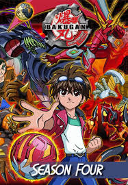 Bakugan Temporada 4 audio latino