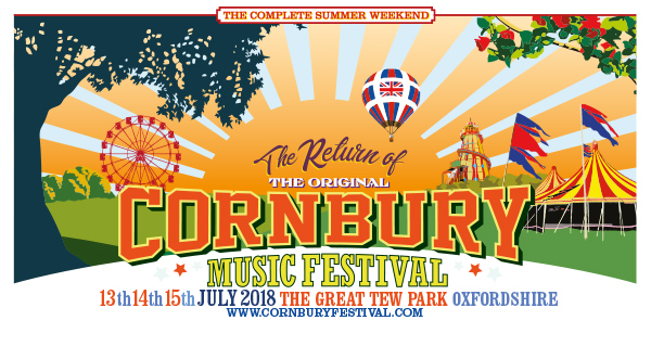 The Cornbury Music Festival 2018