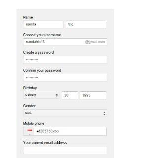 Cara Membuat Email Google Paling Mudah