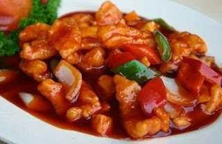 Resep Masakan Udang Manis Saus Tomat Special