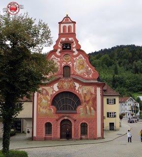 Füssen, Baviera (Iglesia del Espíritu Santo)