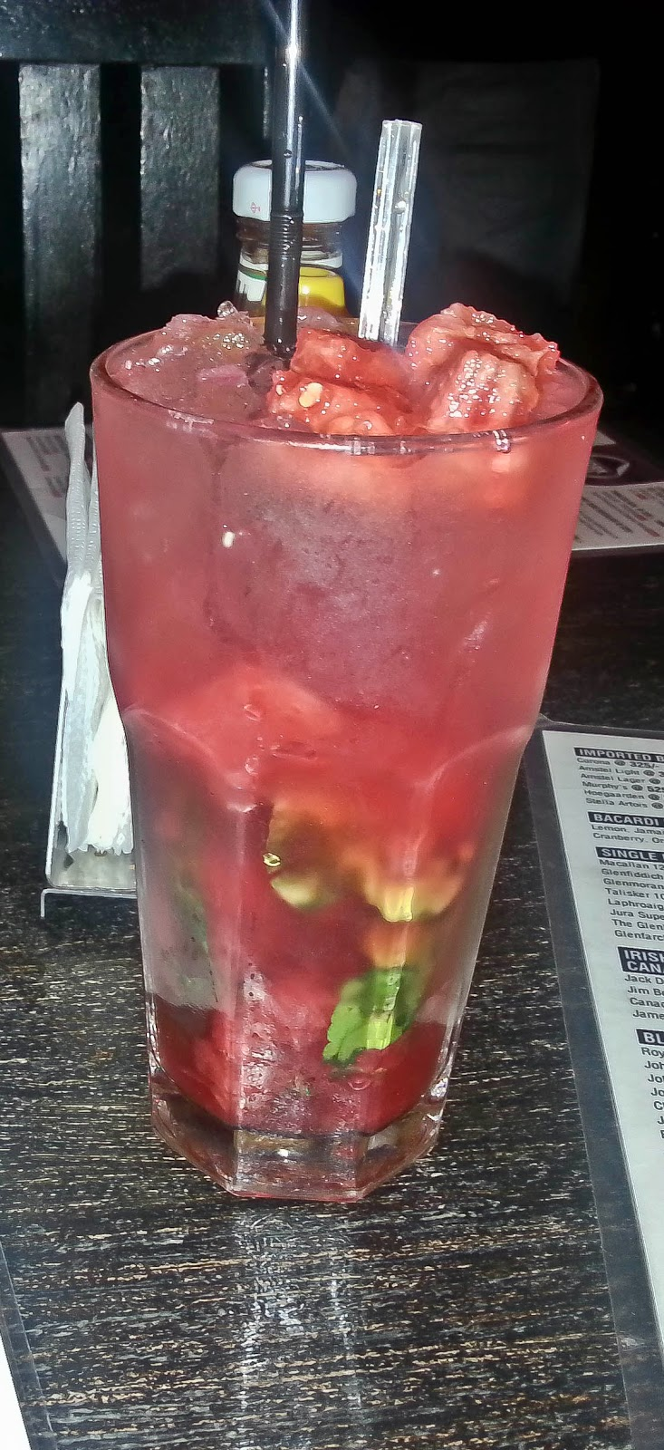 Watermelon Mojito at Fork You