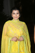 hebah patel photos in yellow ghagra-thumbnail-5