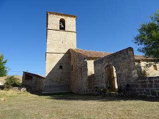 Iglesia de San Pedro. Villacadima