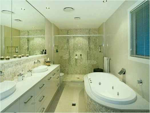 Bathroom Spa Decorating  Pictures